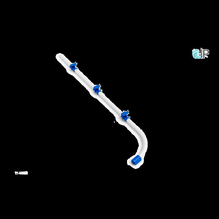 Tube en J (marqué