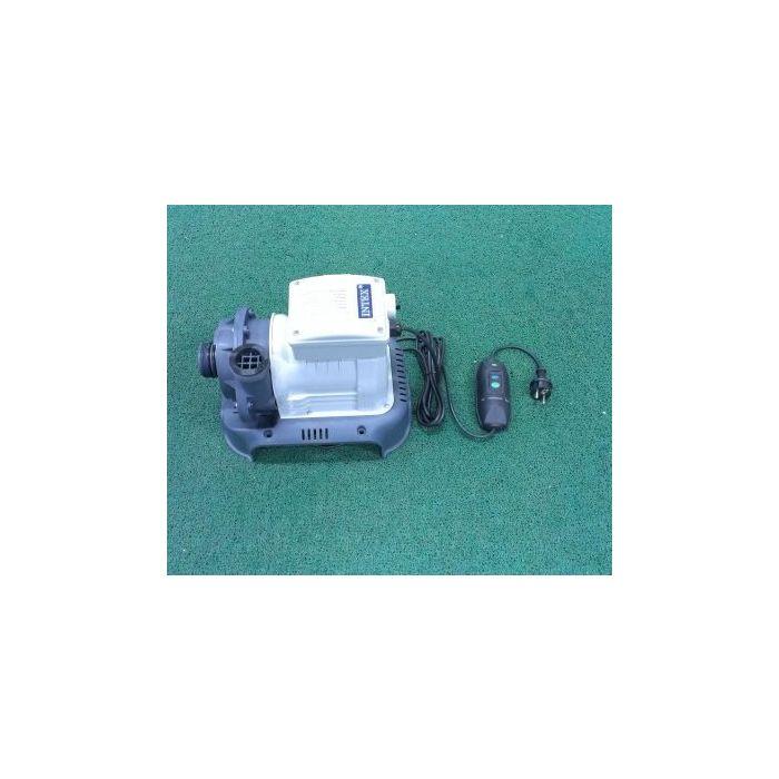 Pomp motor + bediening
