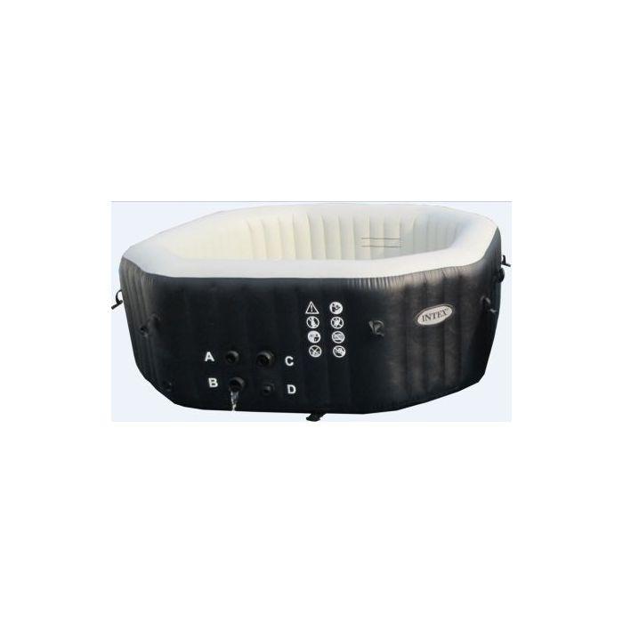 Cuve du spa SJB-HS-20 OCTAGONAAL (28454)