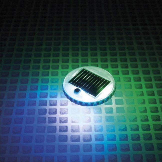 Éclairage LED Solaire pour Piscine