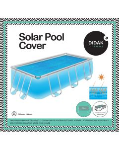 Couverture solaire 4.00 Power Steel Rectangular