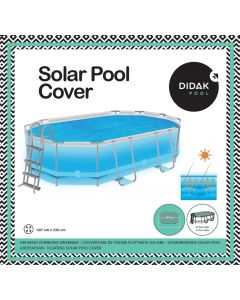 Couverture solaire 4.27 Power Steel Oval
