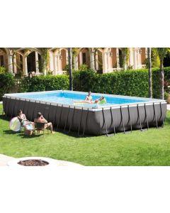 975 cm x 488 cm x 132 cm - Intex Ultra Frame Pool