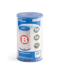 PACK SMART 6 pc. Cartouche filtrante Intex Type B