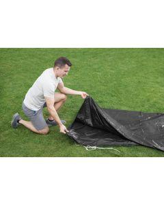 Bâche de couverture pour piscines rondes de Ø 427 cm