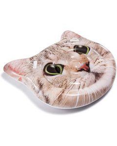 Matelas pneumatique tête de chat