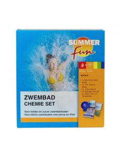 Start Set Chimie pour piscine et spa