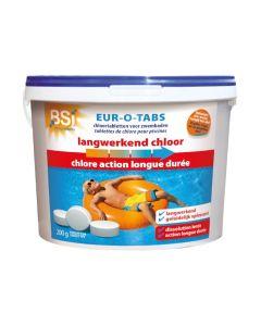 Chlorine Slow 200 g Tabs 10 Kg