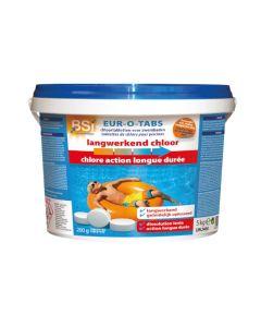 Chlorine Slow 200 g Tabs 5 Kg