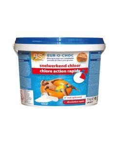 BSIU Chlorine Quick 5 Kg