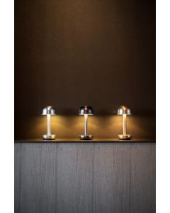Lampe LED Humble Two (argent)