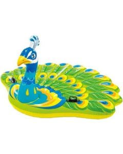 Peacock Inflatable Island Float
