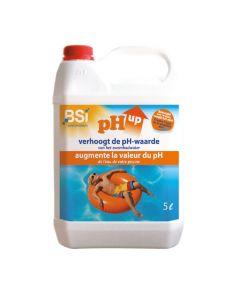 BSI 6289 pH UP Liquid 5 L