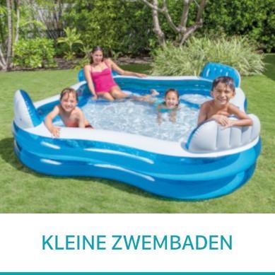 Kleine Opblaasbare Zwembaden Intex