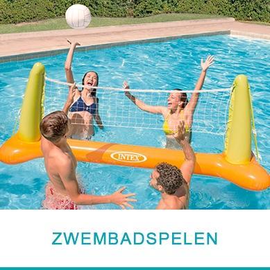 Intex Zwembad Spelen