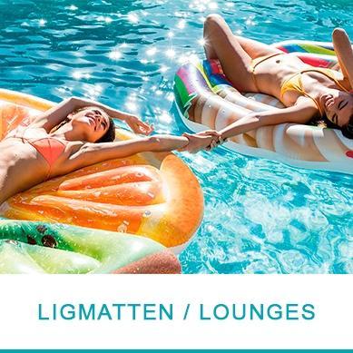 Intex luchtmatrassen en lounges
