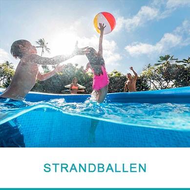 Strandballen Intex