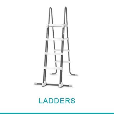 Ladders Zwembaden van Intex