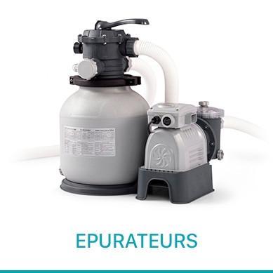 Epurateurs et Filtres à Sable Intex