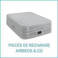 Intex Pièces de Rechange pour AIrbeds, matelas et lounges