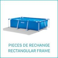 Intex Pièces de Rechange pour les Piscines Rectangular Frame