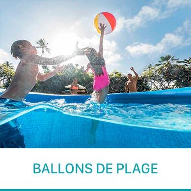 Ballons de Plage Intex