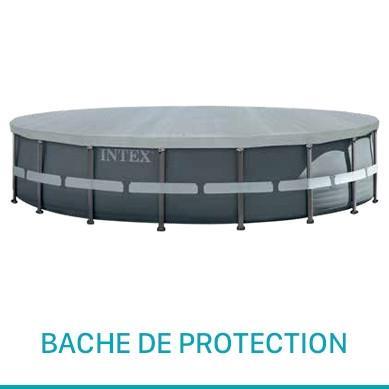 Bâches de Protection pour des piscines Intex