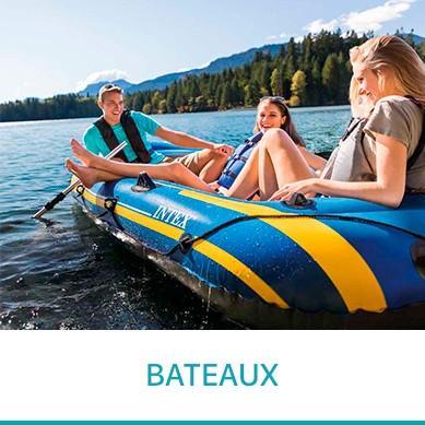 Bateaux gonflables Intex