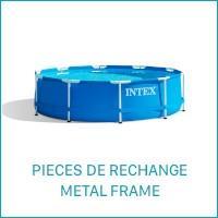 Intex Pièces de Rechange pour les Piscines Metal Frame