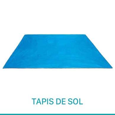 Tapis de Sol pour des Piscines Intex
