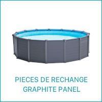 Intex Pièces de Rechange pour les Piscines Graphite Panel