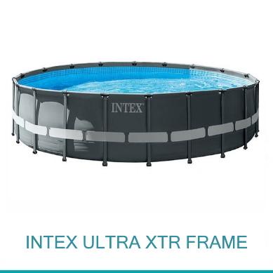 Grondzeilen Zwembaden van Intex